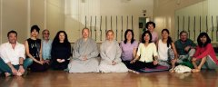 4/17/16 Dharma Talk in a Yoga Center